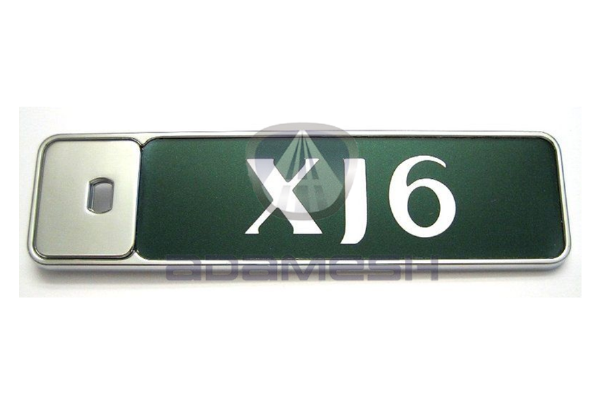 Jaguar XJ6 Badge